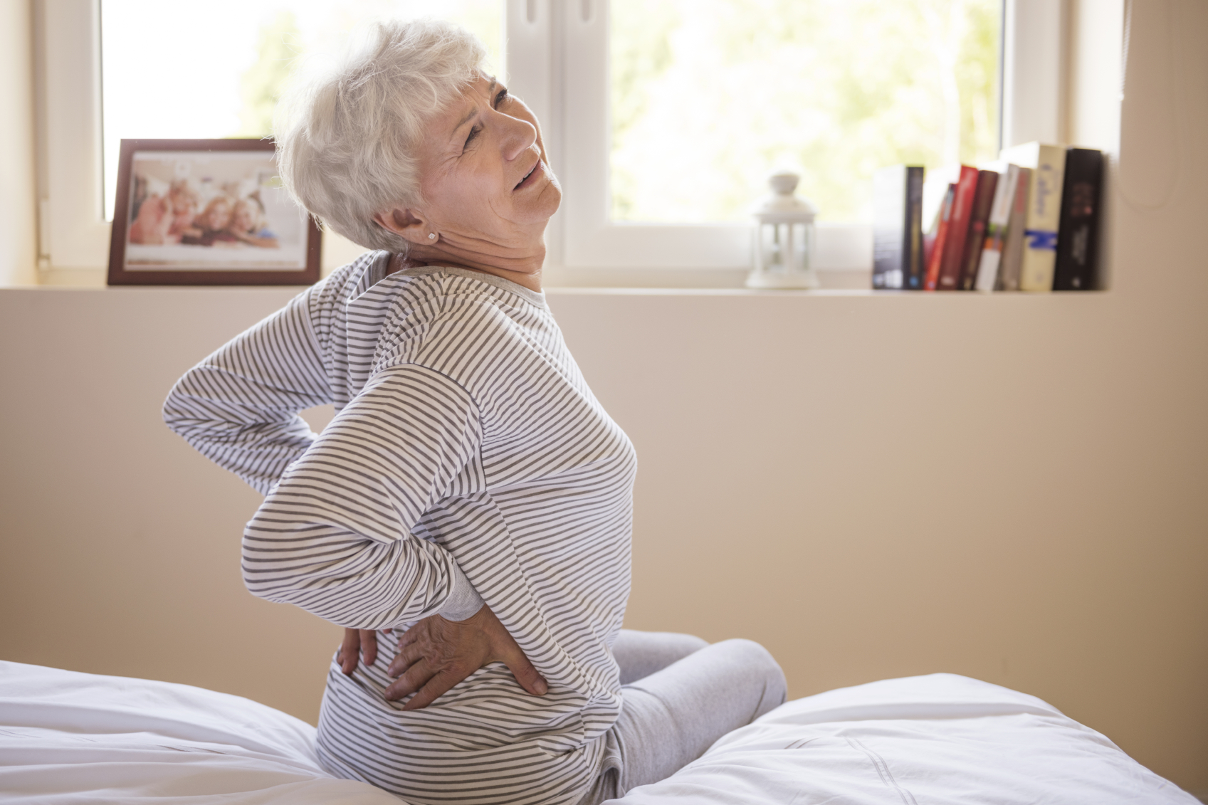 Mattresses for back pain