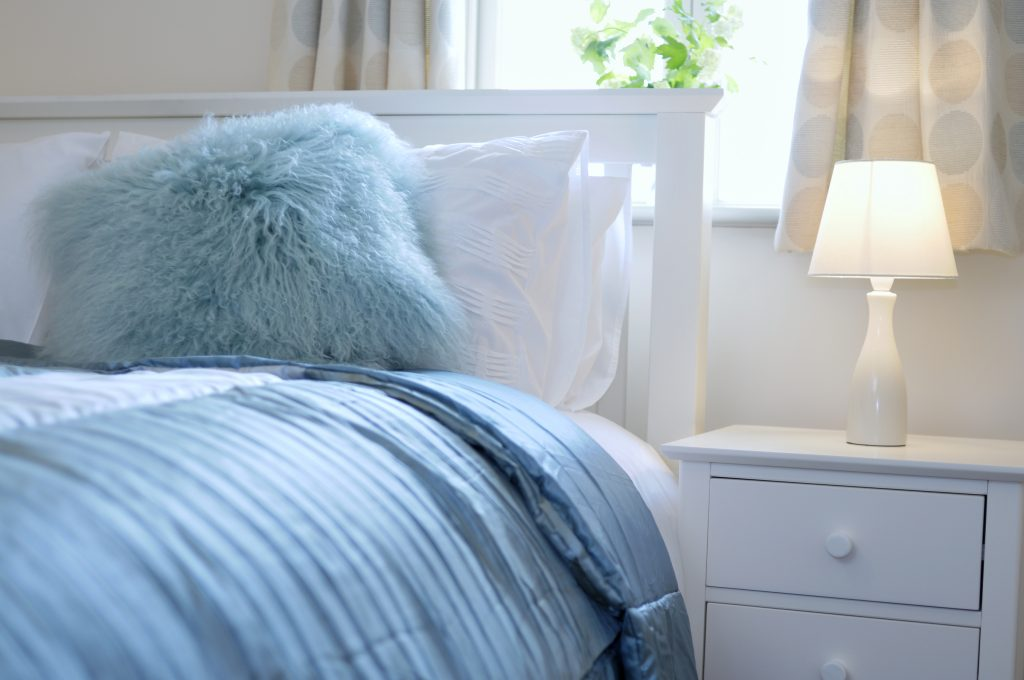 Calming Bedroom Colours for a Great Night's Sleep
