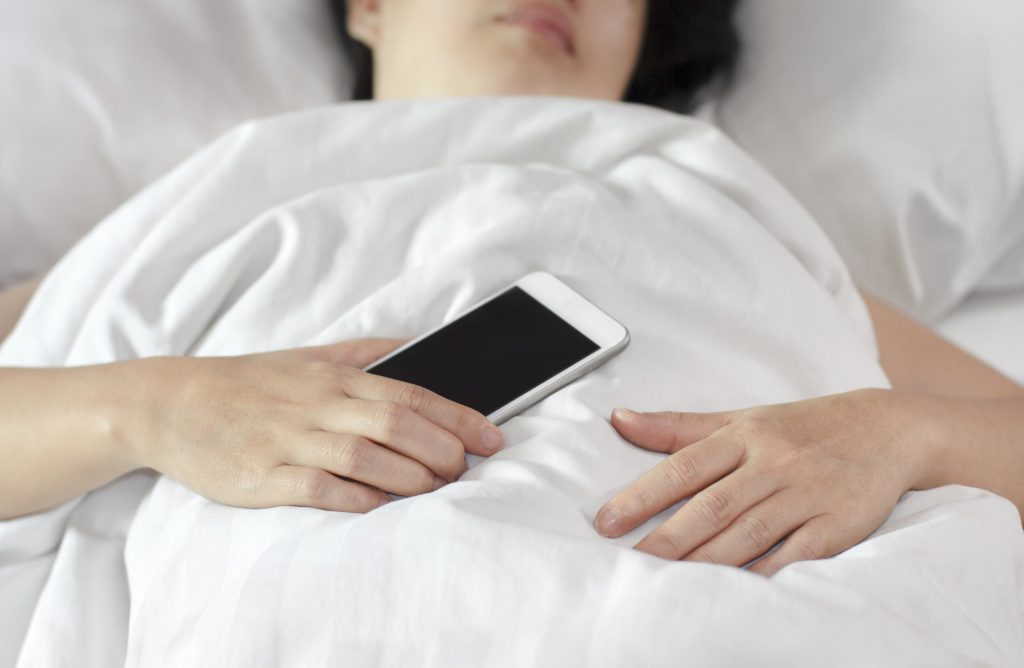 How Technology Can Impact On Your Sleep
